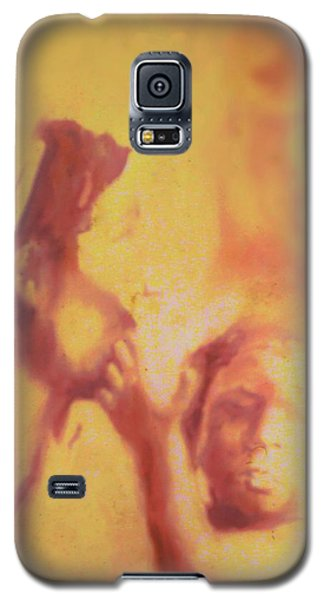 Mother And Child Galaxy S5 Case