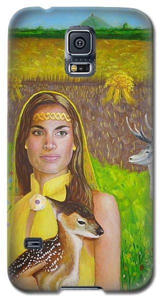 Mother Goddess Ker - Lammas Galaxy S5 Case