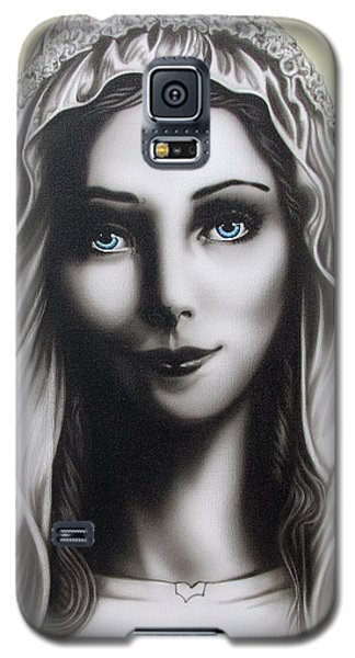 Mother Mary Galaxy S5 Case