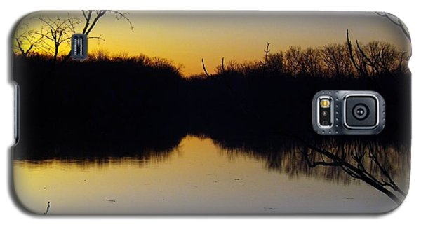 Mother Natures Glow Galaxy S5 Case
