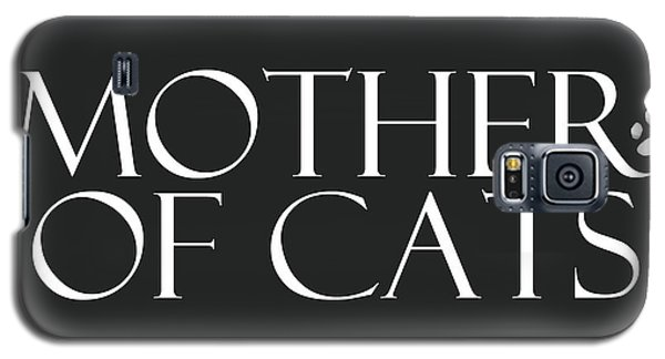 Mother Of Cats- By Linda Woods Galaxy S5 Case