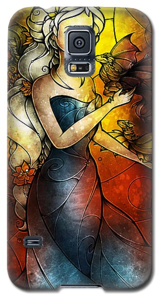 Mother Of Dragons Galaxy S5 Case
