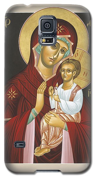 Mother Of God Light In All Darkness 016 Galaxy S5 Case