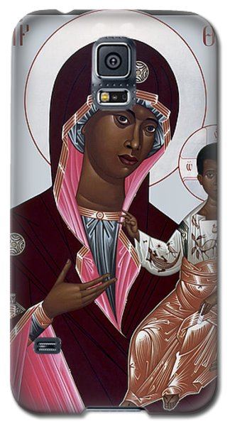 Mother Of God - Protectress Of The Oppressed - Rlpoo Galaxy S5 Case