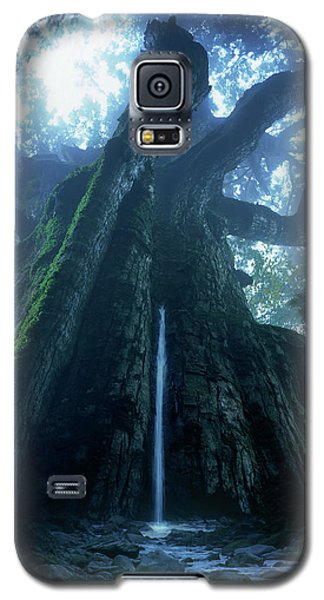 Mother Tree Galaxy S5 Case by Tatsuya Atarashi