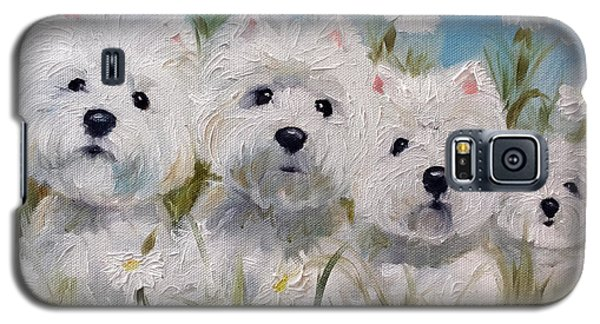 Mother's And Daughters Galaxy S5 Case