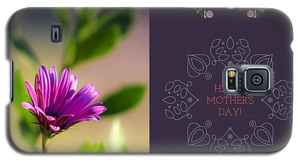 Mother's Day Flower Galaxy S5 Case
