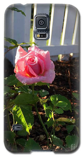 Mothers Day Rose Galaxy S5 Case