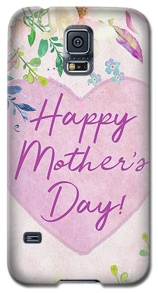 Mother's Day Wishes Galaxy S5 Case