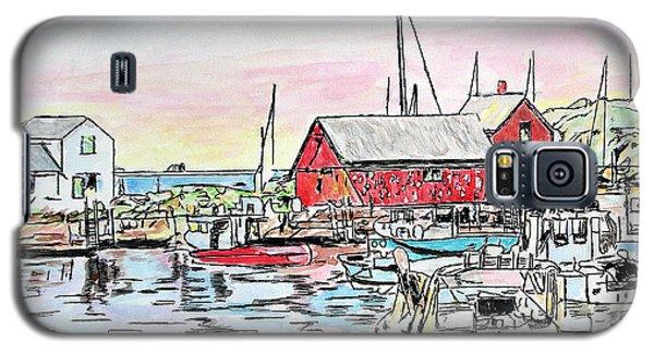 Motif #1 Rockport, Massachusetts Galaxy S5 Case