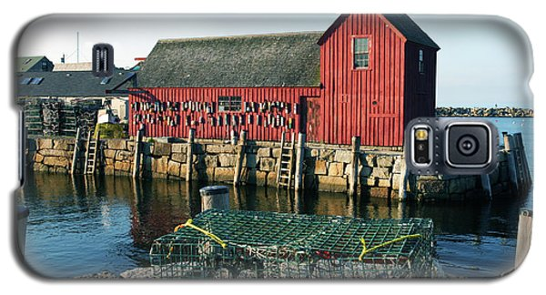 Motif Number One II Rockport Massachusetts Galaxy S5 Case