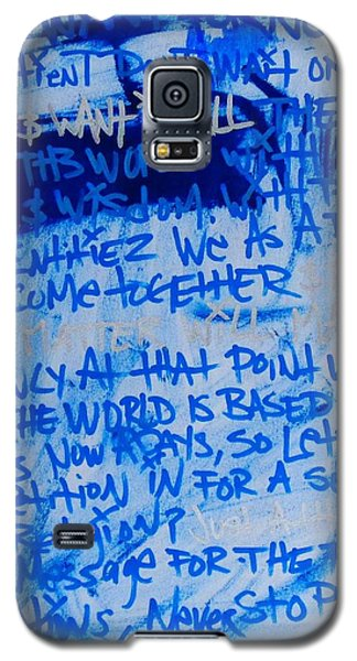Motivation Galaxy S5 Case