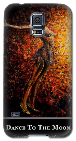 Motivational Dance Goals Galaxy S5 Case