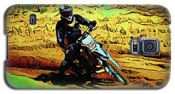 Motocross 17218 Galaxy S5 Case