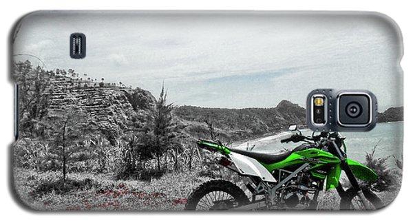 Motocross Galaxy S5 Case