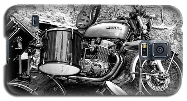 Motorcycle Band Galaxy S5 Case