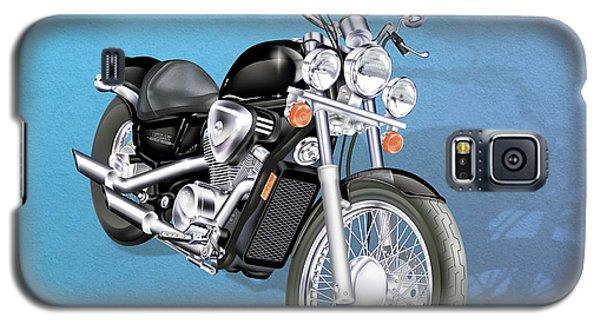 Motorcycle Galaxy S5 Case