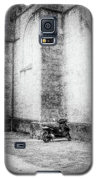 Motorcycles Also Like To Pray Galaxy S5 Case