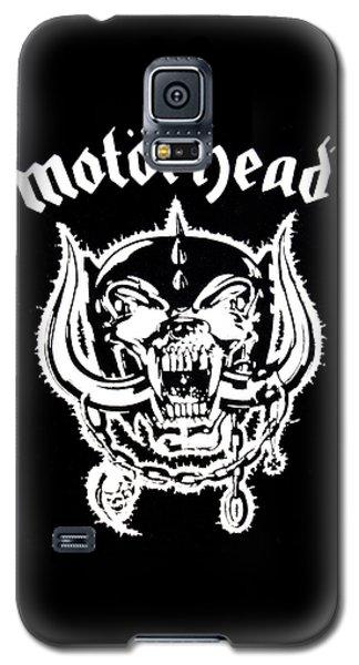 Motorhead Galaxy S5 Case by Gina Dsgn
