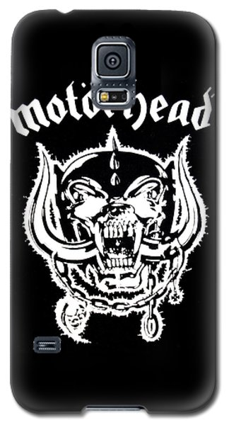 Galaxy S5 Case featuring the digital art Motorhead by Gina Dsgn