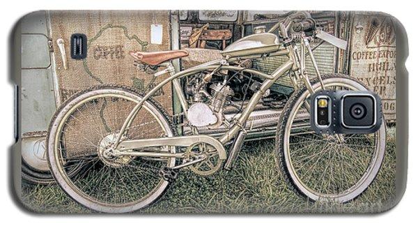 Motorized Bike Galaxy S5 Case