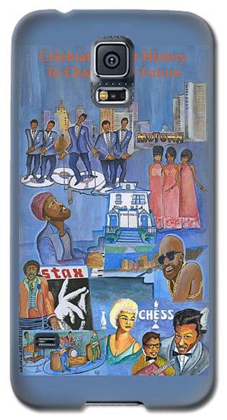 Motown Commemorative 50th Anniversary Galaxy S5 Case