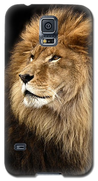 Moufasa The Lion Galaxy S5 Case