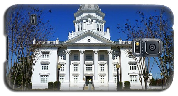 Moultrie Courthouse Galaxy S5 Case