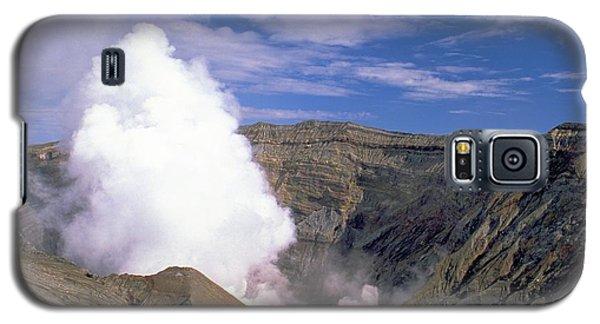 Mount Aso Galaxy S5 Case