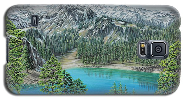 Mount Baker Wilderness Galaxy S5 Case