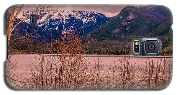 Mount Baldy From Point Park Galaxy S5 Case by Tom Potter