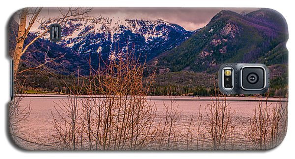 Mount Baldy From Point Park Galaxy S5 Case