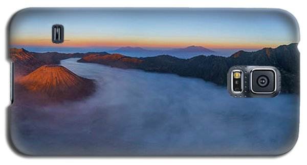 Mount Bromo Scenic View Galaxy S5 Case