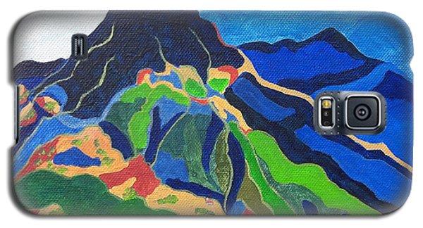 Mount Canigou Galaxy S5 Case
