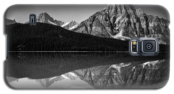 Mount Chephren Reflection Galaxy S5 Case