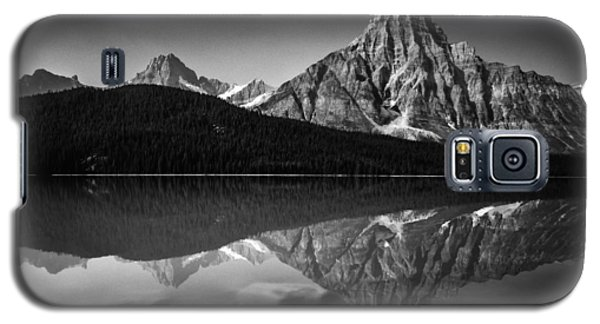 Mount Chephren Reflection Galaxy S5 Case
