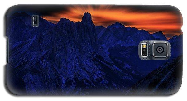 Mount Doom Galaxy S5 Case
