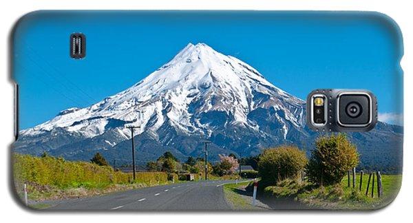 Mount Egmont Taranaki New Zealand Galaxy S5 Case