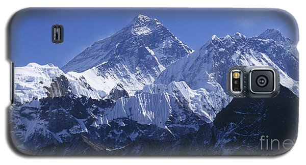 Mount Everest Nepal Galaxy S5 Case