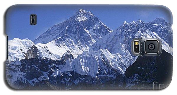Mount Everest Nepal Galaxy S5 Case by Rudi Prott