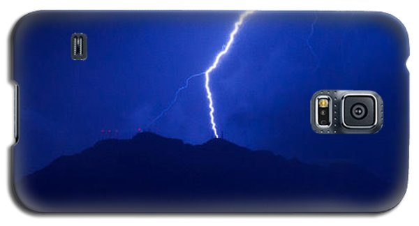 Mount Franklin Lightning Galaxy S5 Case