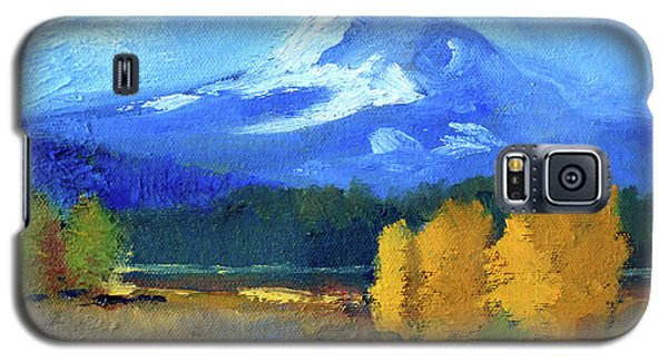 Mount Hood Galaxy S5 Case