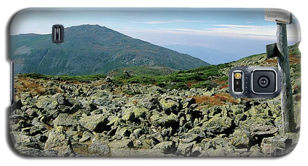 Mount Jefferson - White Mountains New Hampshire  Galaxy S5 Case
