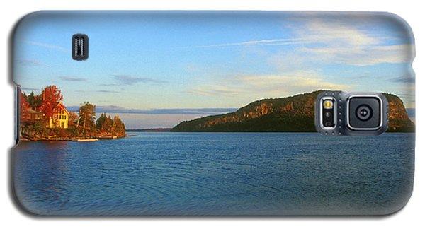 Mount Kineo Moosehead Lake Galaxy S5 Case