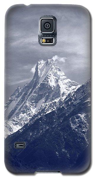 Mount Machapuchare, The Himalayas, Nepal Galaxy S5 Case
