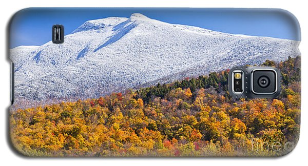 Mount Mansfield Seasonal Transition Galaxy S5 Case
