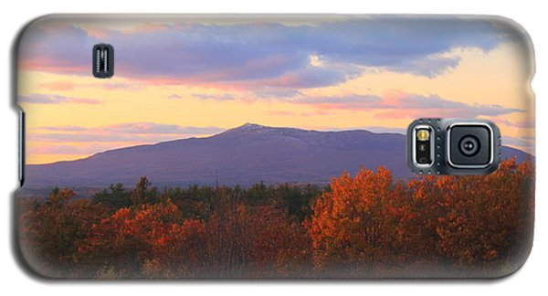 Mount Monadnock Autumn Sunset Galaxy S5 Case