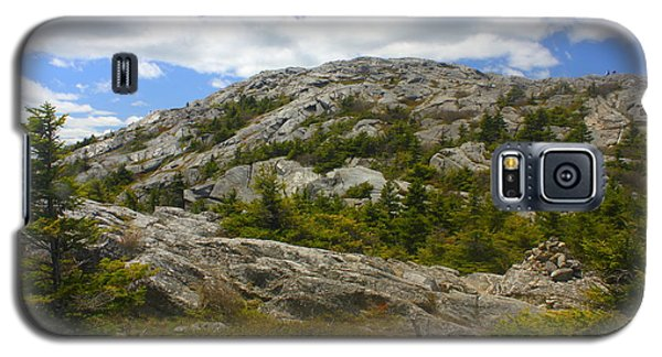 Mount Monadnock Summit From Pumpelly Trail Galaxy S5 Case