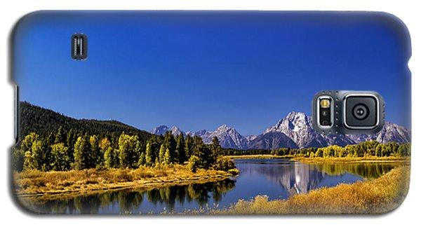 Mount Moran Galaxy S5 Case