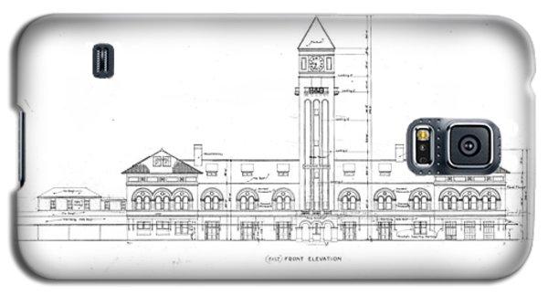 Mount Royal Station Galaxy S5 Case